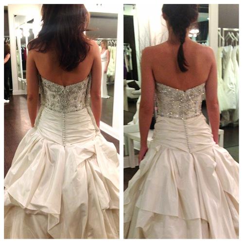 Estimated Cost Wedding Dress Alterations